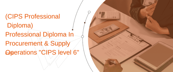 CIPS professional diploma course